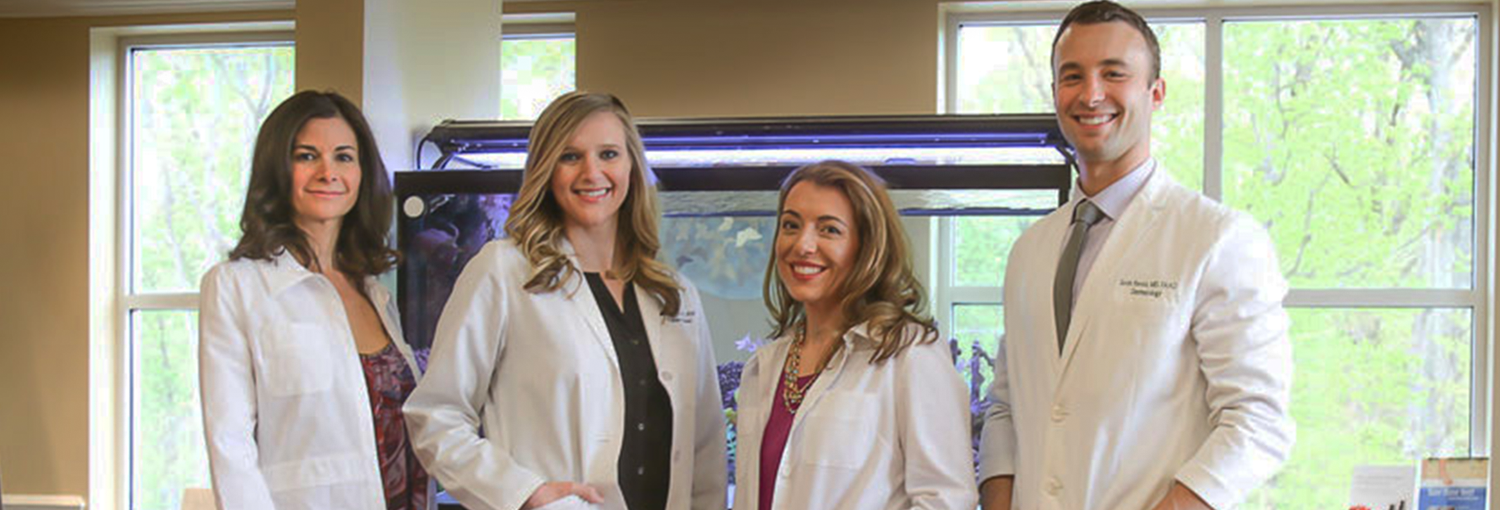 Your Mooresville Dermatology Team