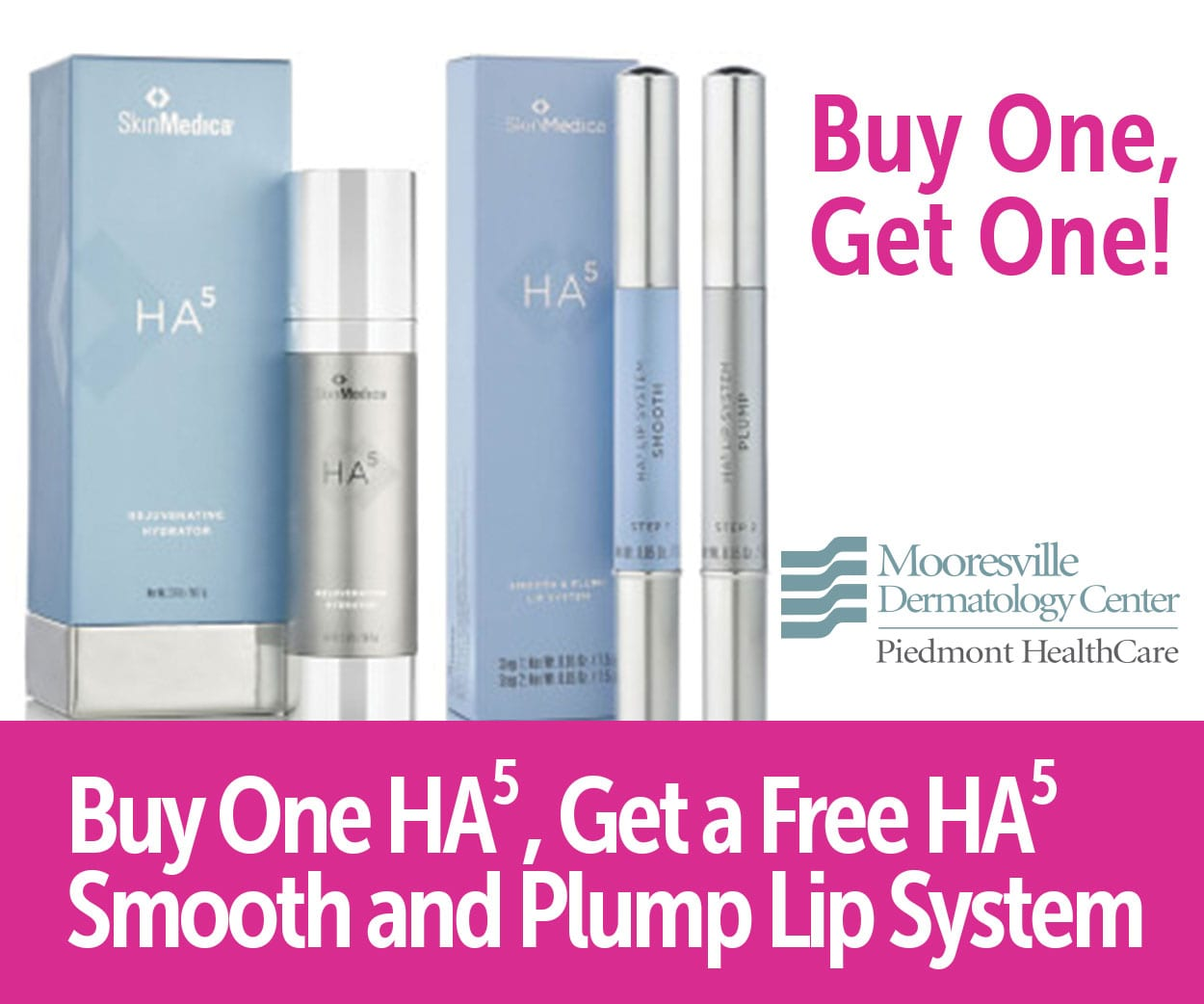 Buy One Get One Save 68 On Ha5 From Skinmedica