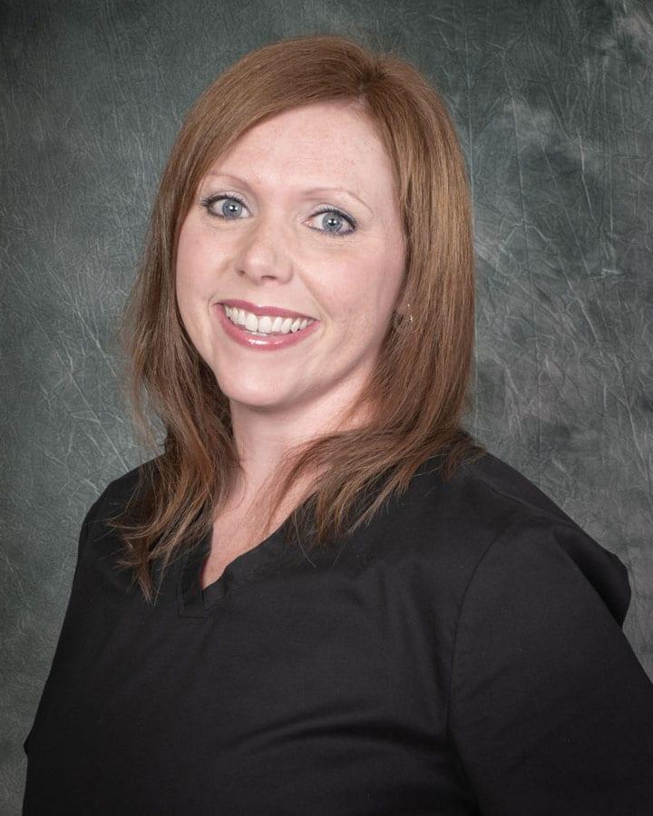 Amanda Jones, CMA-AAMA