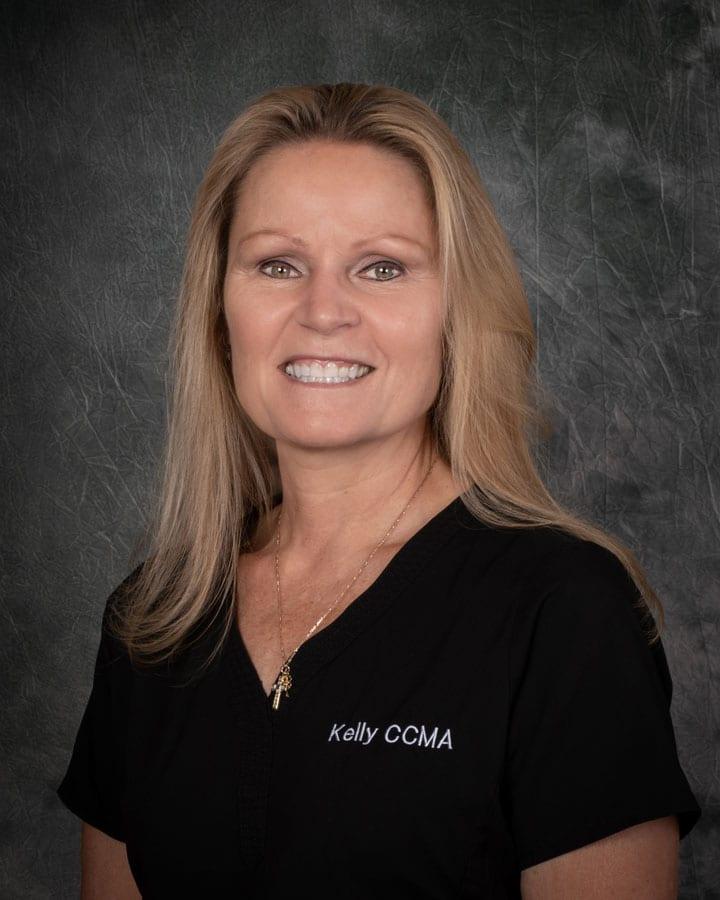 Kelly Lange, CCMA